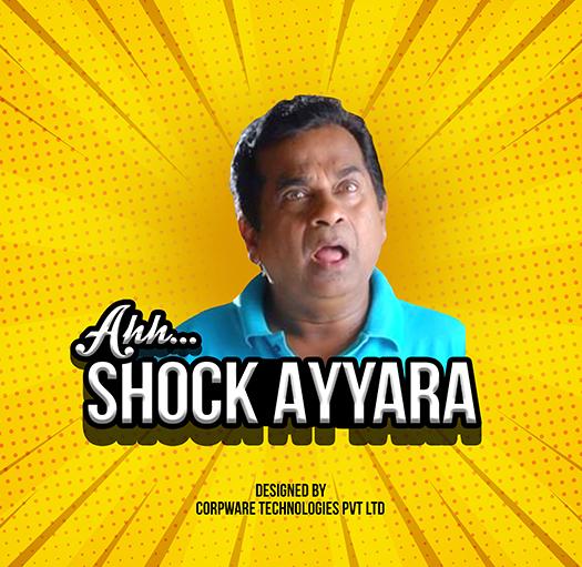 ahh shock ayyara