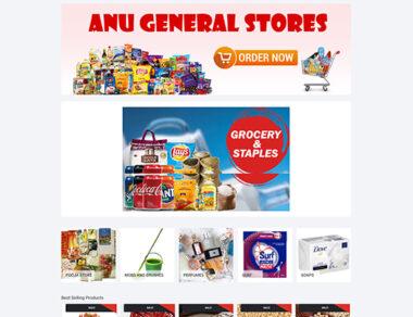 Anu General Stores